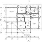 Дом-баня 1-о этажный ЛТ-106